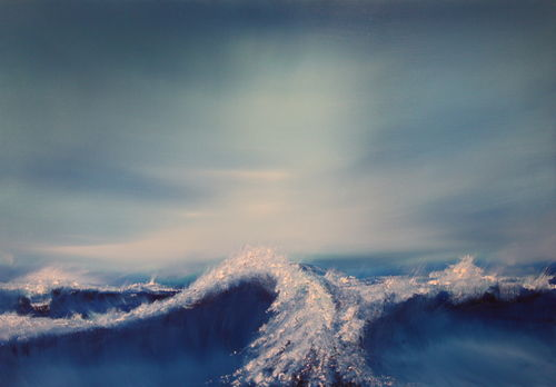 Ocean Series: An Exhibition of paintings by Jonathan Speed Event