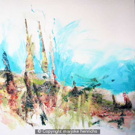 Shore Lines, new works by Marjoke Henrichs Event